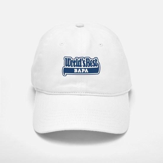 WB Dad [Malay] Baseball Baseball Cap