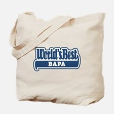 WB Dad [Malay] Tote Bag