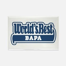 WB Dad [Malay] Rectangle Magnet