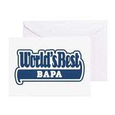 WB Dad [Malay] Greeting Cards (Pk of 10)