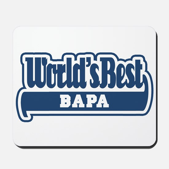 WB Dad [Malay] Mousepad