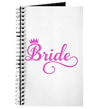 Bride pink Journal