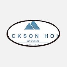 Jackson Hole Ski Resort Wyoming Patches