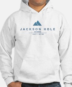 Jackson Hole Ski Resort Wyoming Hoodie