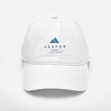 Jasper Ski Resort Alberta Baseball Baseball Baseball Cap