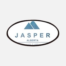 Jasper Ski Resort Alberta Patches
