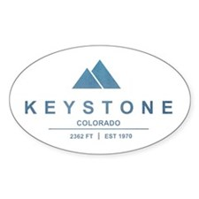 Keystone Ski Resort Colorado Decal