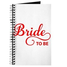 Bride to be Journal