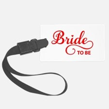 Bride to be Luggage Tag