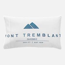Mont Tremblant Ski Resort Quebec Pillow Case