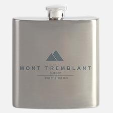 Mont Tremblant Ski Resort Quebec Flask