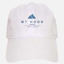 Mt Hood Ski Resort Oregon Baseball Baseball Baseball Cap
