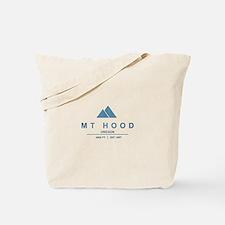 Mt Hood Ski Resort Oregon Tote Bag