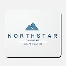 Northstar Ski Resort California Mousepad