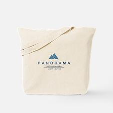Panorama Ski Resort British Columbia Tote Bag