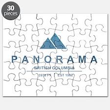 Panorama Ski Resort British Columbia Puzzle