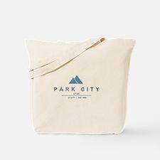 Park City Ski Resort Utah Tote Bag