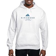 Kirkwood Ski Resort California Hoodie