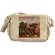 Renoir - La Roche-Guyon Messenger Bag
