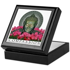 Garden Buddha Keepsake Box