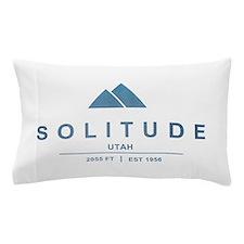 Solitude Ski Resort Utah Pillow Case