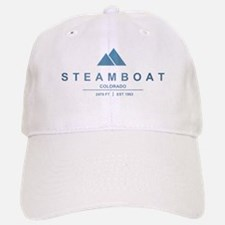 Steamboat Ski Resort Colorado Baseball Baseball Baseball Cap