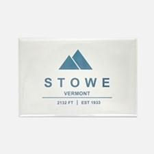 Stowe Ski Resort Vermont Magnets