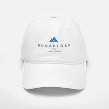 Sugarloaf Ski Resort Maine Baseball Baseball Baseball Cap