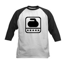 Curling stone stars Tee