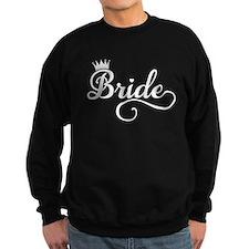 Bride white Jumper Sweater