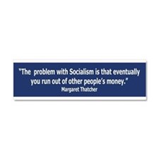 Funny British Car Magnet 10 x 3