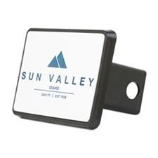 Sun Valley Ski Resort Idaho Hitch Cover