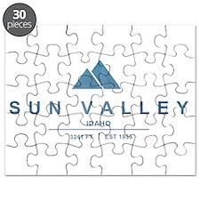 Sun Valley Ski Resort Idaho Puzzle