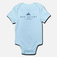 Sun Valley Ski Resort Idaho Body Suit