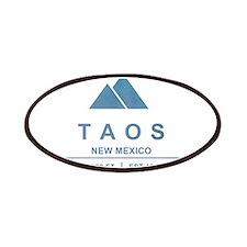 Taos Ski Resort Patches