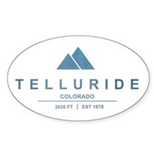 Telluride Ski Resort Decal
