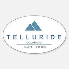 Telluride Ski Resort Decal