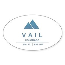 Vail Ski Resort Decal