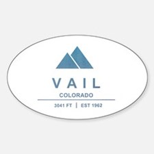 Vail Ski Resort Decal