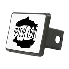 Fish on two Hitch Cover