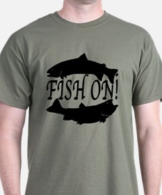 Fish On Two T-Shirt