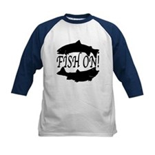 Fish on two Tee