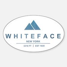 Whiteface Ski Resort Decal