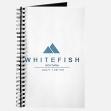 Whitefish Ski Resort Journal