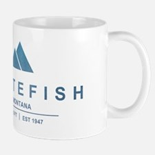 Whitefish Ski Resort Mugs