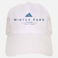 Winter Park Ski Resort Baseball Baseball Baseball Cap