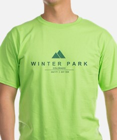 Winter Park Ski Resort T-Shirt