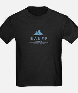 Banff Ski Resort Alberta T-Shirt