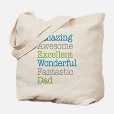 Dad - Amazing Fantastic Tote Bag