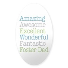 Foster Dad - Amazing Fantastic Decal